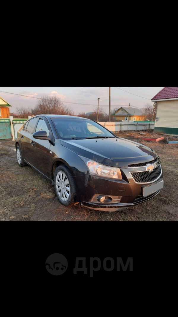 Chevrolet Cruze, 2012 год, 386 000 руб.