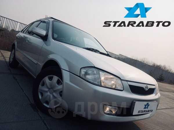 Mazda Familia S-Wagon, 2000 год, 228 000 руб.