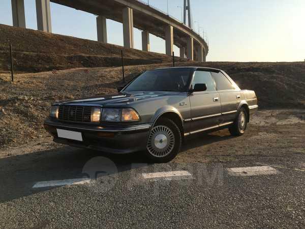 Toyota Crown, 1989 год, 300 000 руб.