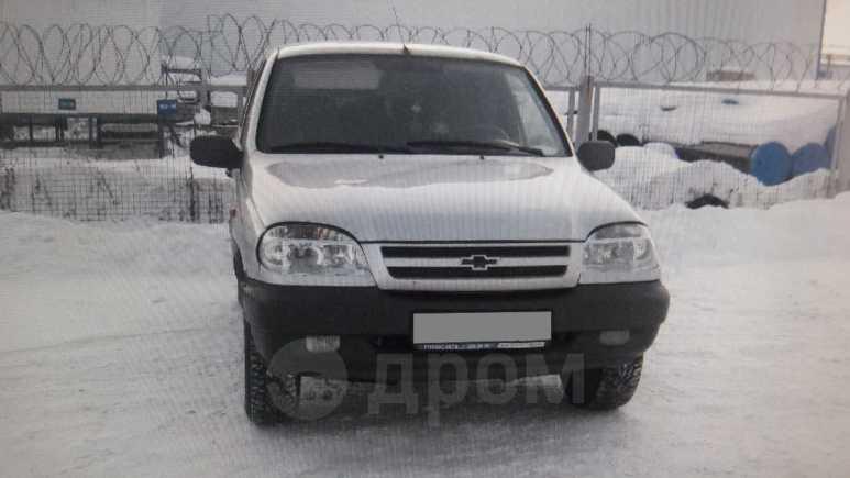 Chevrolet Niva, 2004 год, 121 200 руб.