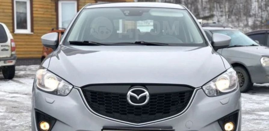 Mazda CX-5, 2014 год, 970 000 руб.
