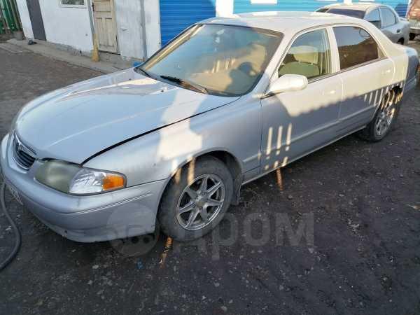 Mazda 626, 2001 год, 135 000 руб.