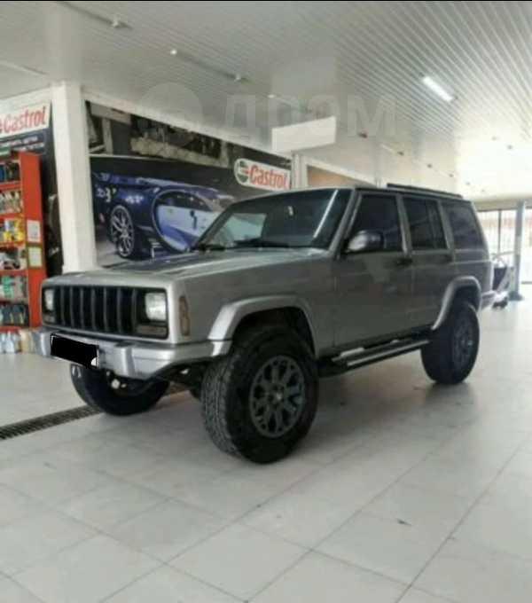 Jeep Cherokee, 2000 год, 550 000 руб.