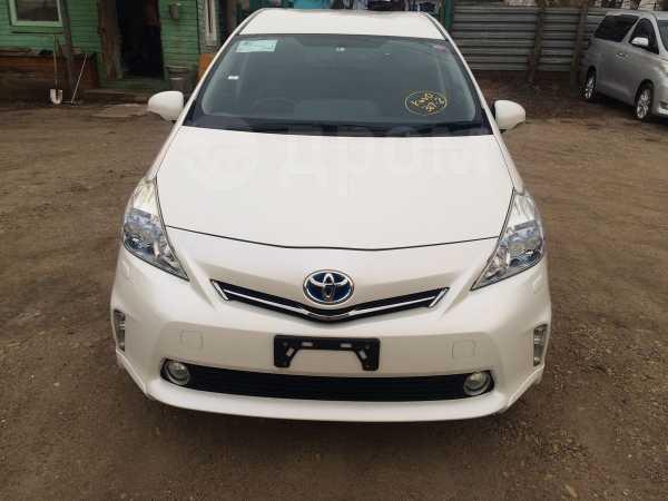 Toyota Prius a, 2012 год, 875 000 руб.