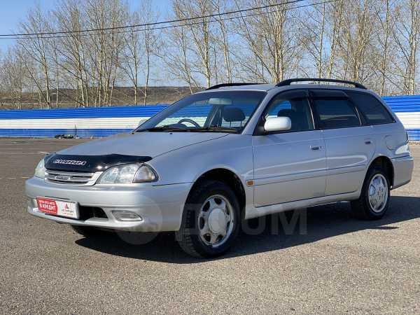 Toyota Caldina, 2000 год, 278 000 руб.