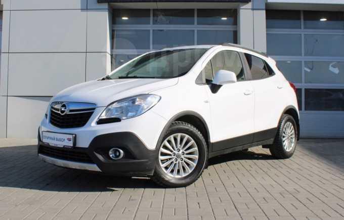Opel Mokka, 2013 год, 622 000 руб.
