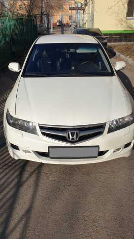 Красноярск Honda Accord 2007