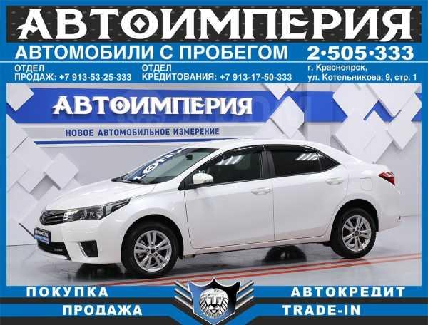 Toyota Corolla, 2013 год, 728 000 руб.