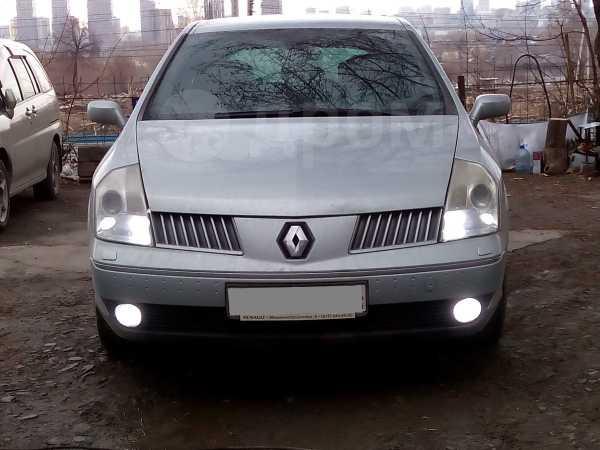 Renault Vel Satis, 2003 год, 250 000 руб.