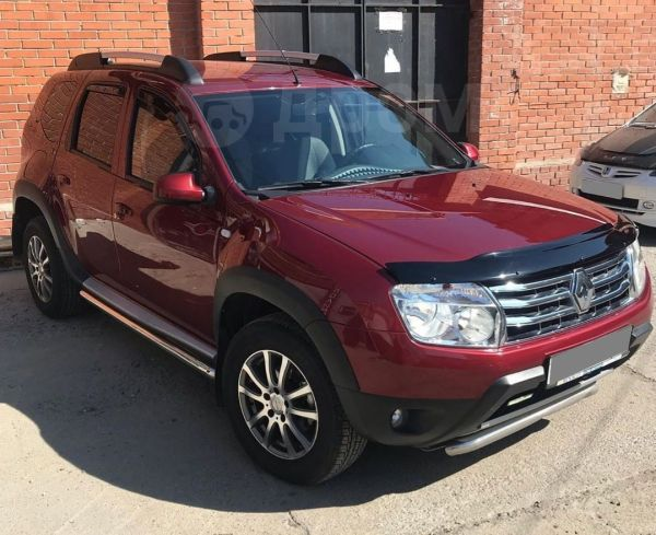 Renault Duster, 2012 год, 620 000 руб.