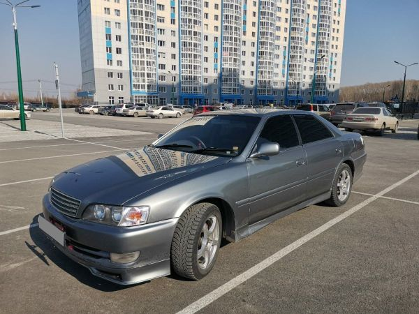 Toyota Chaser, 1996 год, 254 000 руб.