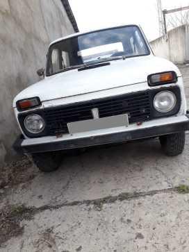 Биробиджан 4x4 2121 Нива 1985