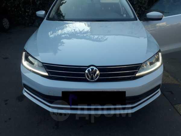 Volkswagen Jetta, 2017 год, 870 000 руб.