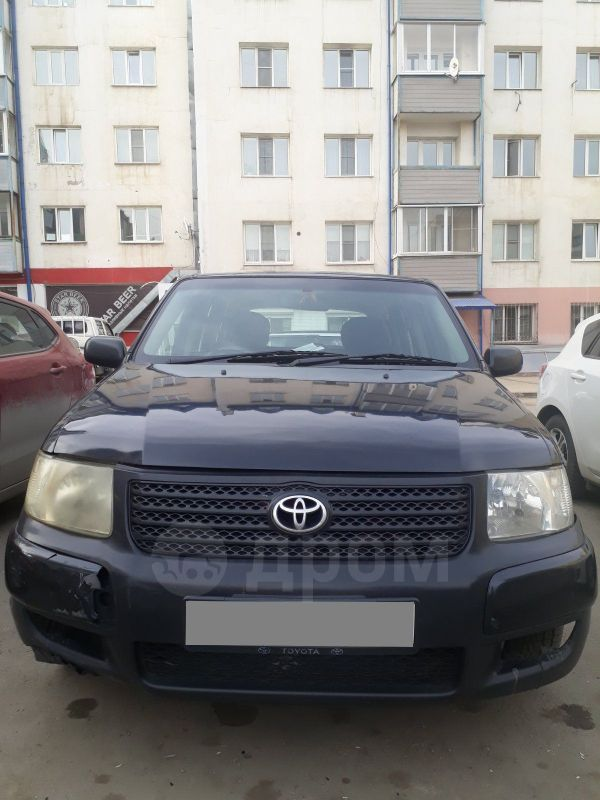 Toyota Succeed, 2002 год, 240 000 руб.