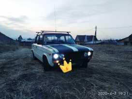 Улан-Удэ 2106 1983