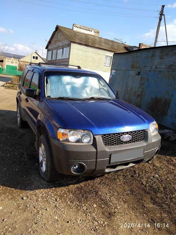 Ford Escape, 2004 год, 265 000 руб.
