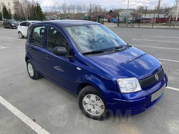 Fiat Panda, 2010 год, 183 000 руб.