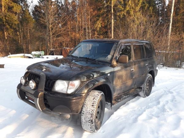 Toyota Land Cruiser Prado, 1997 год, 480 000 руб.