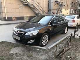 Новосибирск Astra 2010