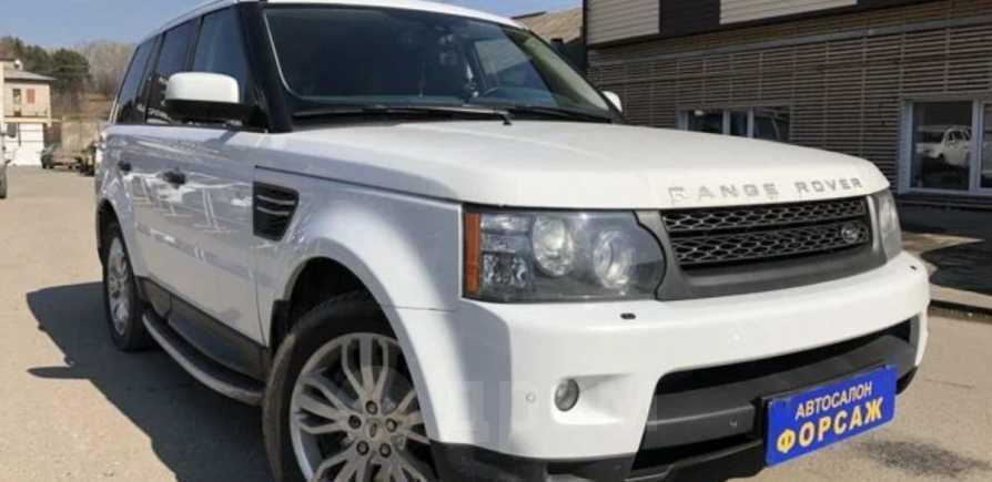 Land Rover Range Rover Sport, 2011 год, 1 299 000 руб.