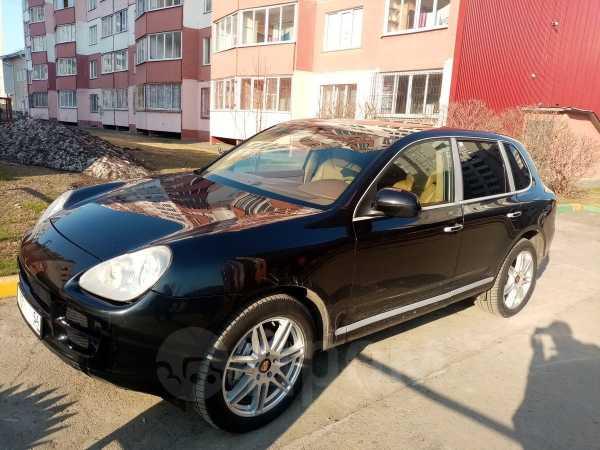 Porsche Cayenne, 2004 год, 470 000 руб.