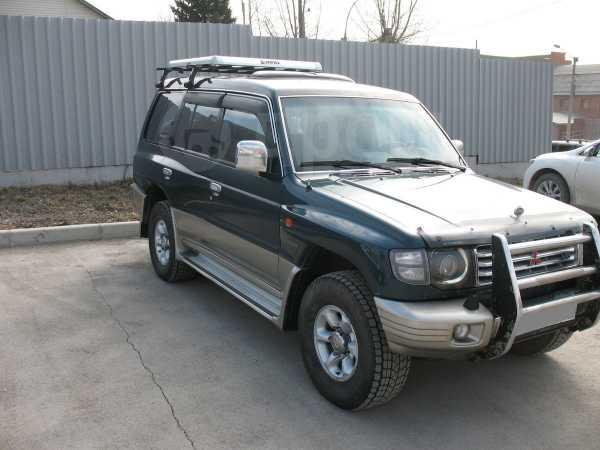 Mitsubishi Pajero, 1999 год, 507 000 руб.