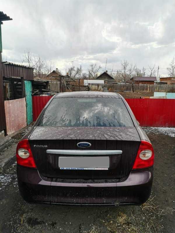 Ford Focus, 2008 год, 175 000 руб.