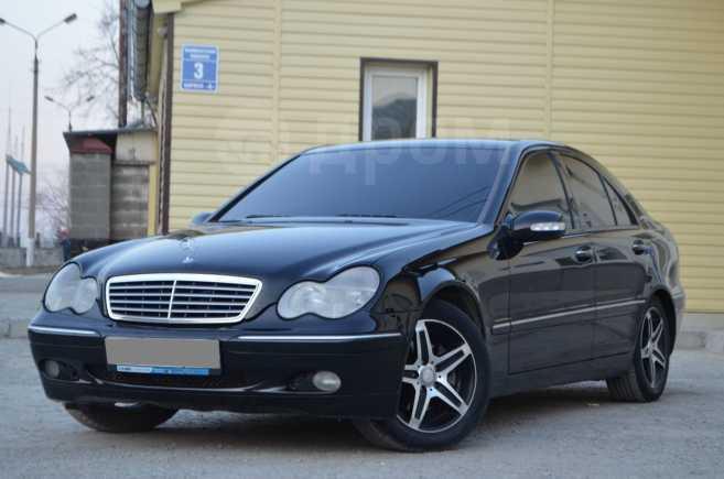 Mercedes-Benz C-Class, 2003 год, 420 000 руб.