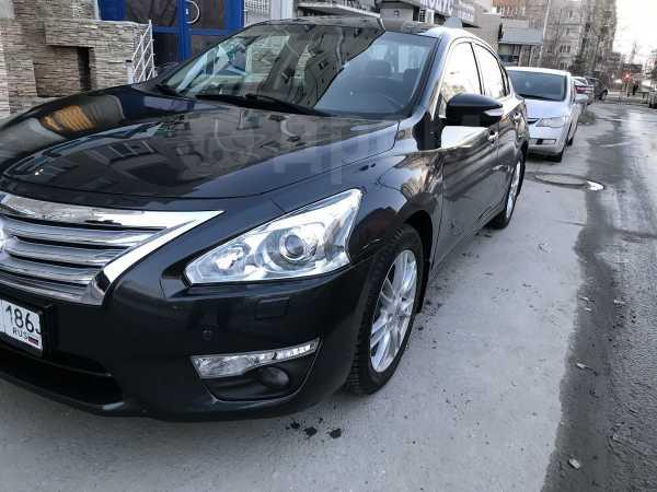 Nissan Teana, 2014 год, 990 000 руб.