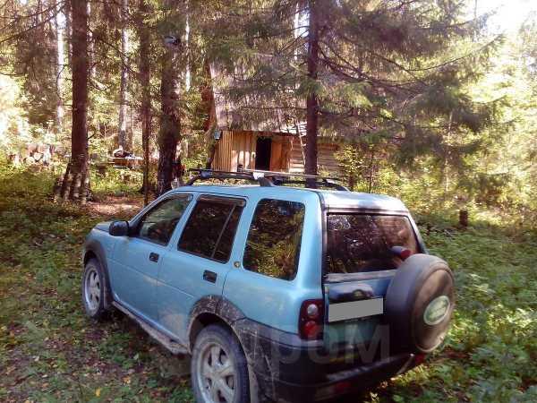 Land Rover Freelander, 2001 год, 180 000 руб.