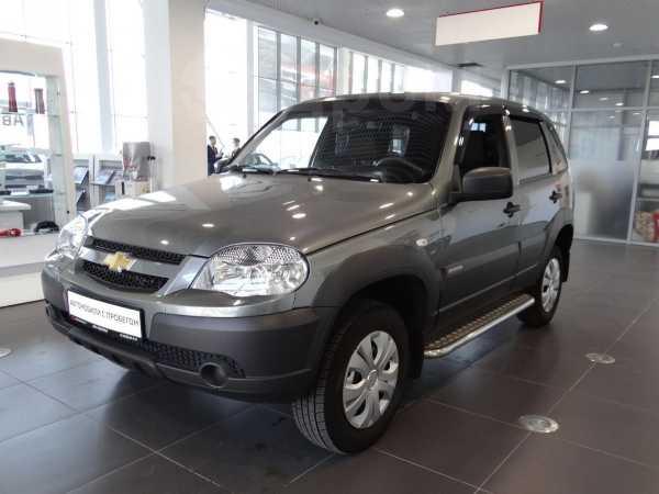 Chevrolet Niva, 2018 год, 500 000 руб.