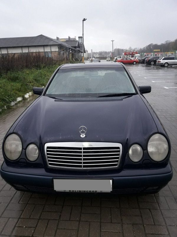 Mercedes-Benz E-Class, 1999 год, 189 999 руб.