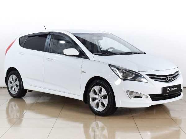 Hyundai Solaris, 2015 год, 514 000 руб.