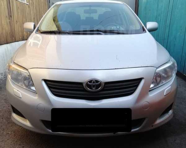 Toyota Corolla, 2008 год, 470 000 руб.
