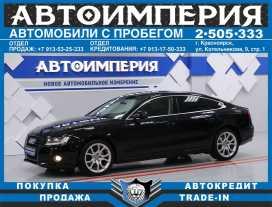 Красноярск Audi A5 2010