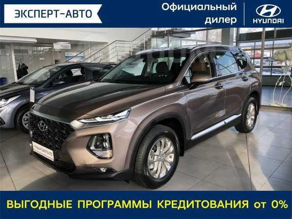 Hyundai Santa Fe, 2020 год, 2 359 000 руб.