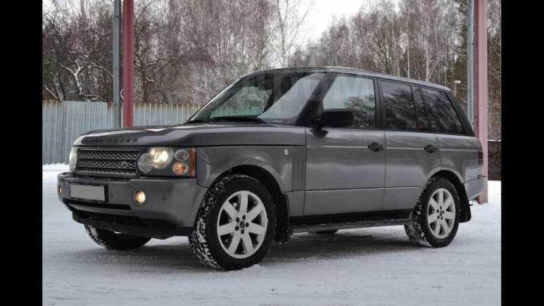 Land Rover Range Rover, 2007 год, 700 000 руб.