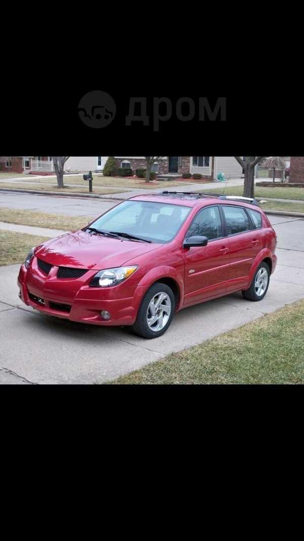 Pontiac Vibe, 2003 год, 430 000 руб.