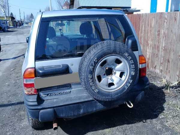 Chevrolet Tracker, 2000 год, 140 000 руб.
