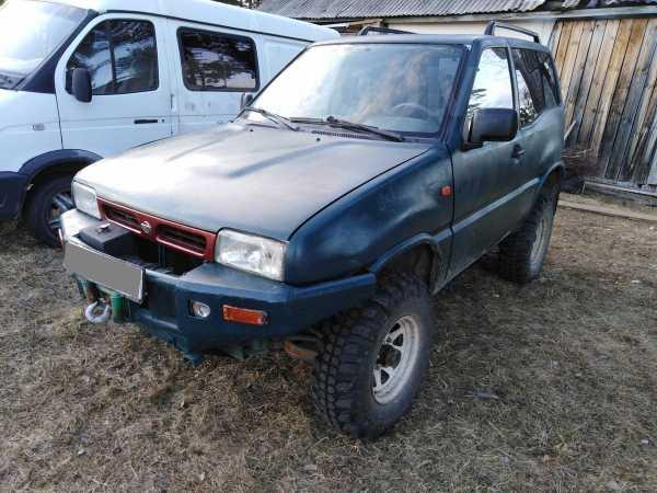 Nissan Terrano II, 1994 год, 175 000 руб.