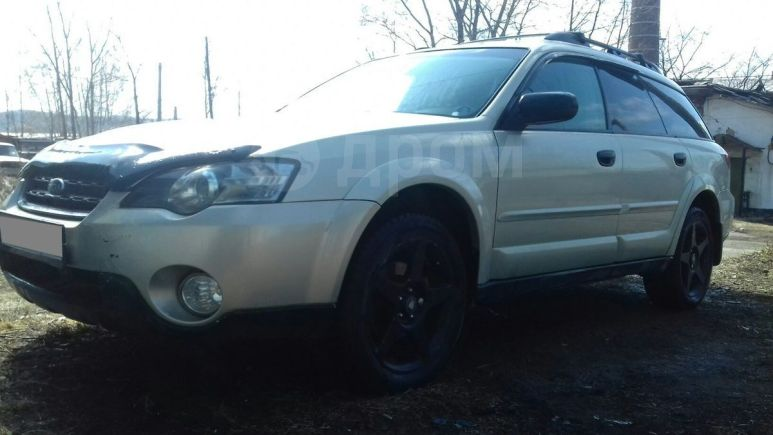Subaru Outback, 2004 год, 420 000 руб.