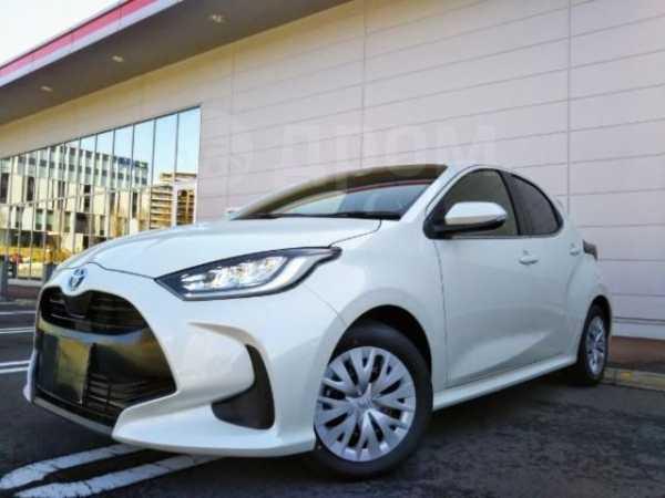 Toyota Yaris, 2019 год, 650 000 руб.