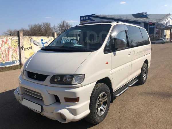 Mitsubishi Delica, 2002 год, 670 000 руб.