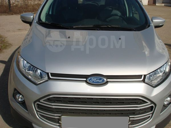 Ford EcoSport, 2014 год, 660 000 руб.