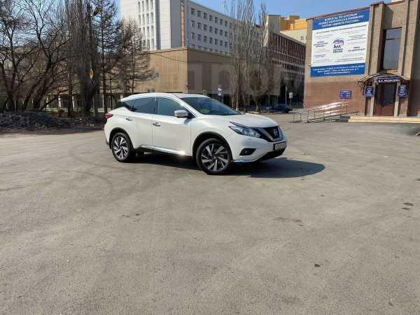 Nissan Murano, 2019 год, 2 700 000 руб.