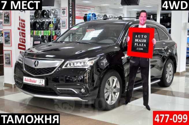 Acura MDX, 2014 год, 2 399 000 руб.