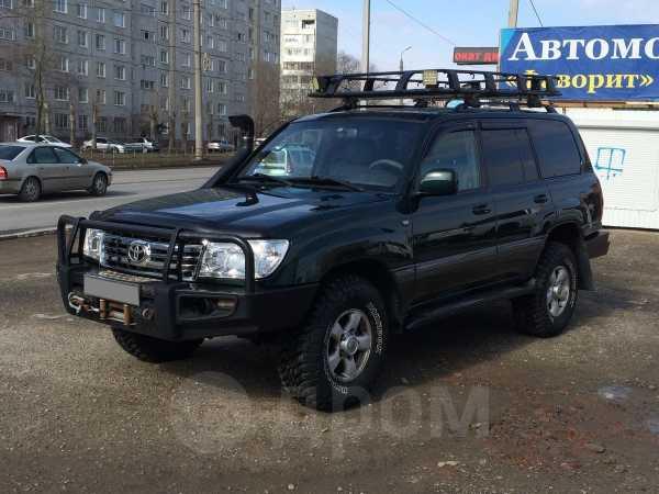 Toyota Land Cruiser, 1999 год, 897 000 руб.