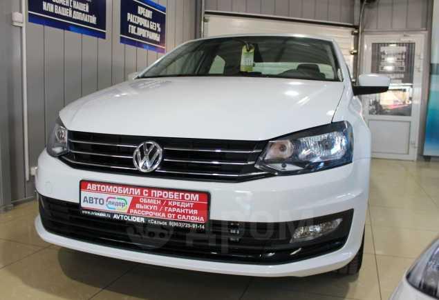 Volkswagen Polo, 2018 год, 589 900 руб.