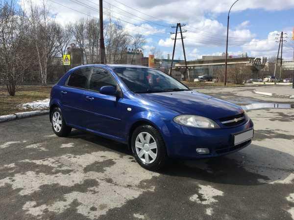 Chevrolet Lacetti, 2007 год, 259 000 руб.