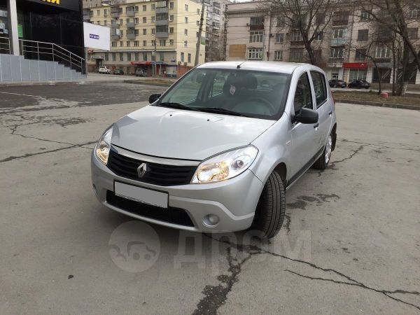 Renault Sandero, 2013 год, 355 000 руб.